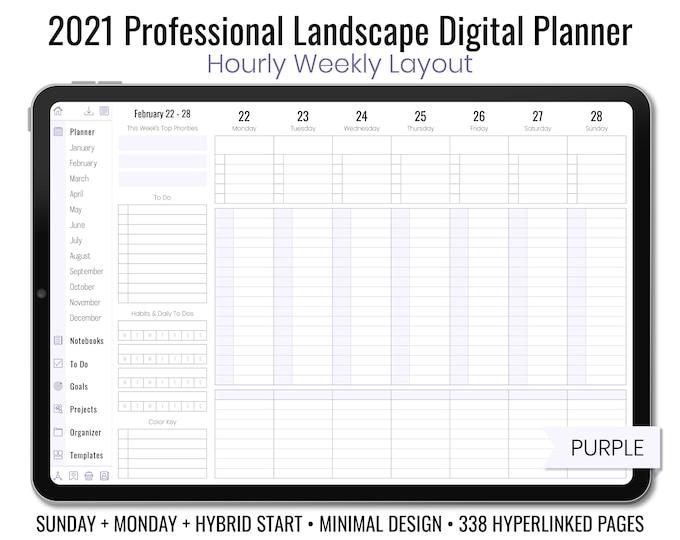 Pro Digital Planners