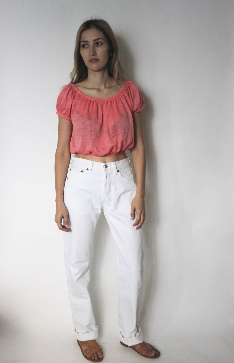 892e0a97268 Vintage Levi's 501 Denim Jeans 26 Levis 501 High Waist | Etsy