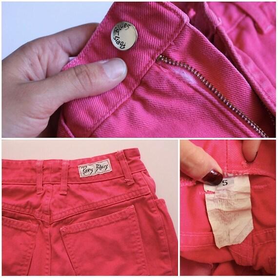 Vintage 1990s High Waist Jeans 23.5 | High Waist … - image 10