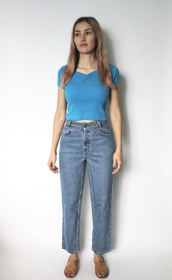Vintage Levis 350 Denim Jeans 24   Levis Denim Jea