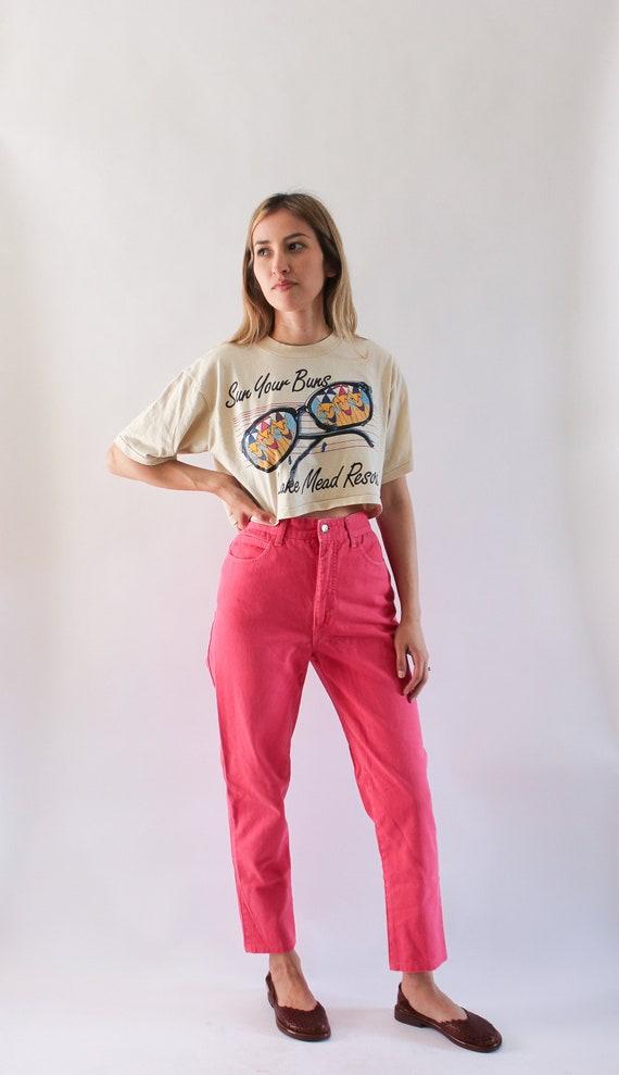 Vintage 1990s High Waist Jeans 23.5 | High Waist … - image 5