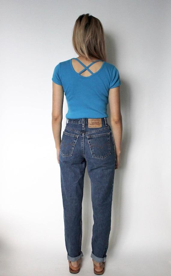 Vintage Levis 512 Denim Jeans 24 | Levis 512 | Lev