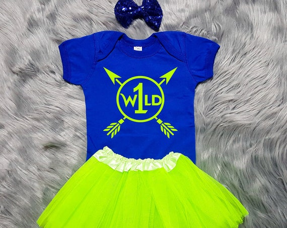Wild One Birthday Outfit, 1st Birthday Outfit, Boho Outfit, 1st Birthday Tutu Outfit, Toddler Wild One Shirt, Toddler Wild One Tutu Outfit