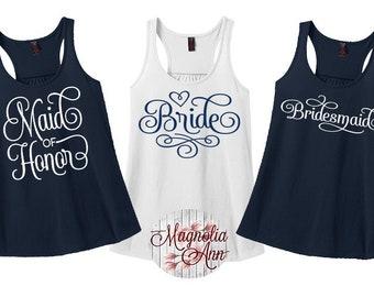 Bride Tank, Plus Size Bride, Bridesmaids Tanks,Bachelorette Party Shirt, Bride Shirt,Bridesmaid Shirt,Wedding Party Shirt Plus Size Clothing