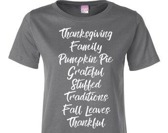 97dc79127c1e8 ... Plus Size Tank  19.00 · Thanksgiving Shirt