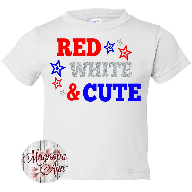 9c4e5a2f Red White And Cute, Kids Patriotic Shirt, 4th of July Shirt, Kids 4th of  July Shirt, Patriotic Shirt, 4th of July Outfit, 4th of July Baby