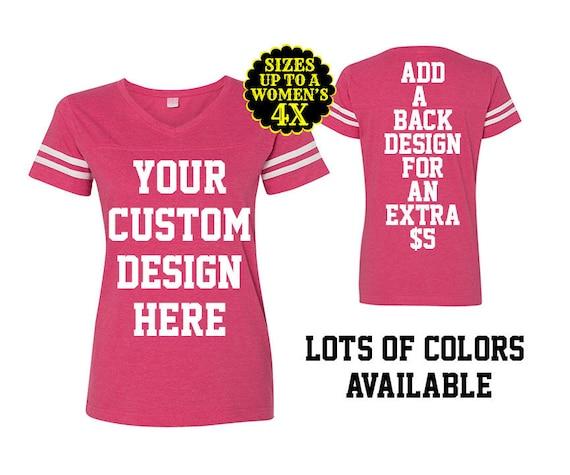 Custom Football Shirt Womens Football Shirt Football  093ea0c84e