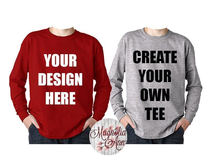 Create Your Own Tee c86e358b89