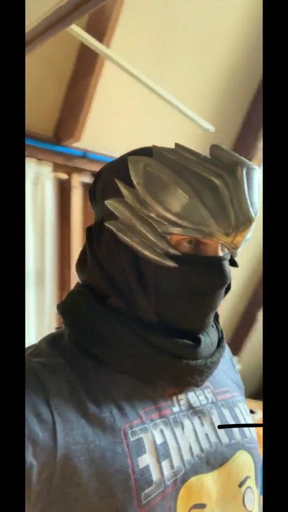 Ryu Hayabusa Mask Ninja Gaiden Mask Dead Or Alive 5 Ryu Etsy