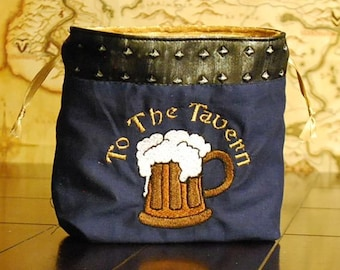 To the Tavern Dice Bag