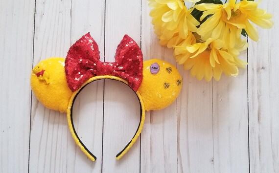 Winnie the Pooh Ears Pooh Ears Pooh Bear Ears Winnie the  82701e04a