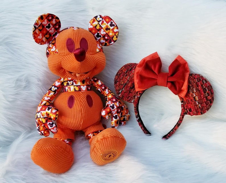Mickey Ears Mickey fall ears Minnie Ears Mickey memory image 0