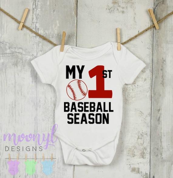 Halloween Costume Baseball Softball Onesie Funny unisex baby clothes Adorable
