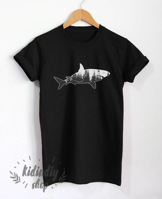 Animal Oceanica Short Sleeve T-Shirt in Sailor Blue