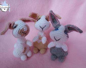 Rabbit Crochet: Usagi-San