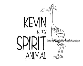 Disney Kevin Up! Vinyl DIY IRON ON