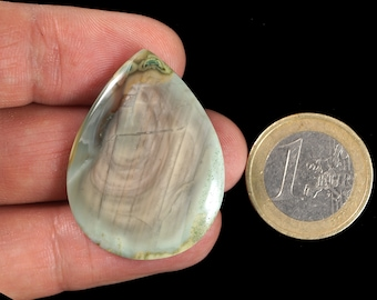 Natural Imperial Jasper cabochon loose gemstone  (EA1255)