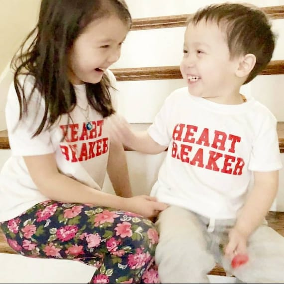 Kid's Tee, HEART BREAKER Tee