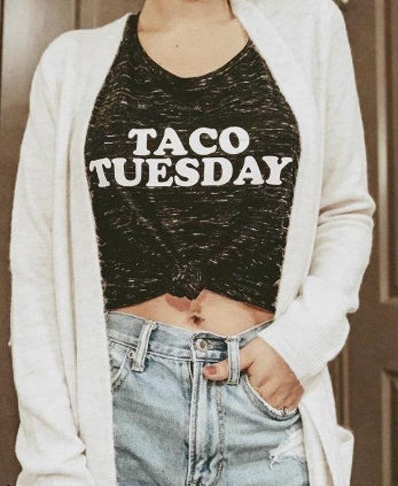 TACO TUESDAY, Taco Tuesday Tshirt, Taco Tuesday Tee, Taco Tshirt, Taco Tshirts, Taco Tuesday Tshirts
