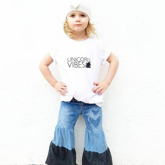 UNICORN VIBES, Kid's Tee, Unicorn Party, Unicorn Tshirts, Unicorn Tees, Unicorn Kids