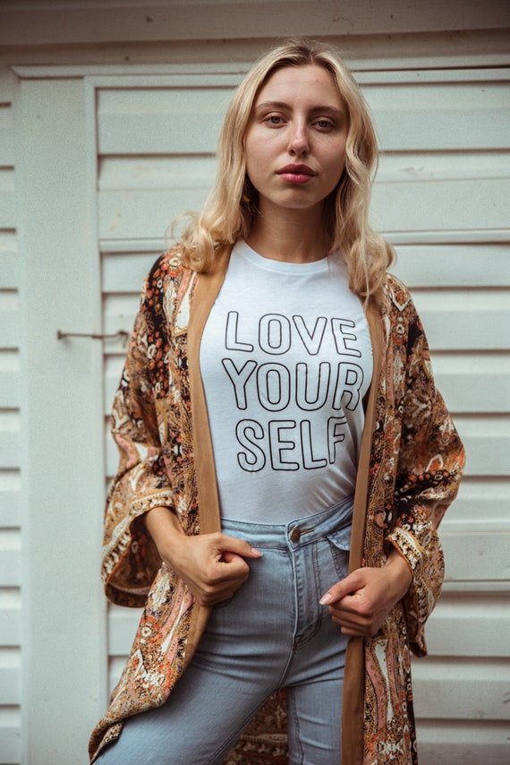 LOVE YOURSELF Tee, Love Yourself Tshirt, Love Tee, Love Yourself Shirt, Love Yourself Tshirts, Self Love Tee