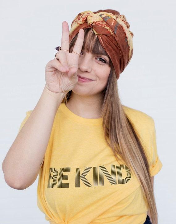 BE KIND Tee, Be Kind tshirt, Be Kind Tshirts, Be Kind Tees, Be Kind Tops, Retro Be Kind, Be Kind Tees, Kindness Tops