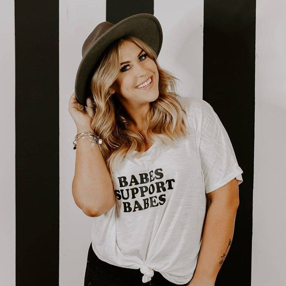 BABES Support Babes Tshirt, Babes Support Babes tee, Babes Tee, Boss Babes Tshirt, Babes Tee, Boho Clothing