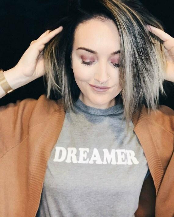 DREAMER, Dreamer Tshirt, Dreamer Tee, Dreamer Tshirts, Dream Big Tee