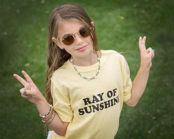 Kid's Tee, RAY OF SUNSHINE Kid's Tshirt, Sunshine Vibes, Ray Of Sunshine Tee, Ray Of Sunshine Tshirt, Ray of Sunshine, Good Vibes Tshirt