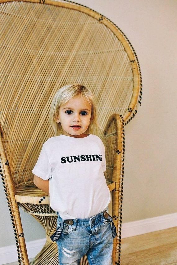 Sunshine Kid's Tee, Sunshine Tees, You Are My Sunshine, You Are My Sunshine Tshirts, Sunshine Tee