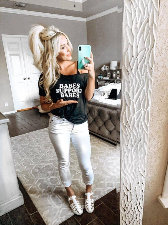 BABES Support Babes Tshirt, Black Babes Support Babes tee, Babes Tee, Boss Babes Tshirt, Babes Tee, Boho Clothing