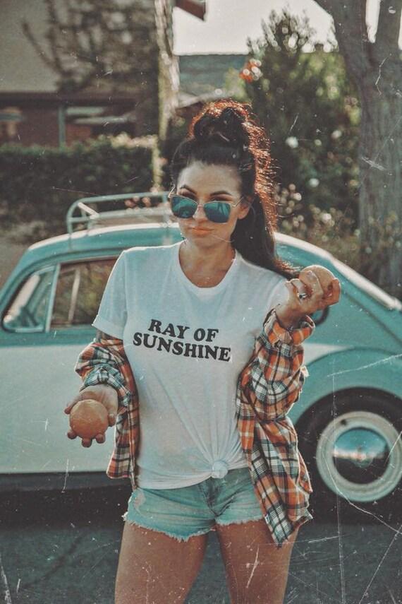 RAY OF SUNSHINE, Ray Of Sunshine Tshirts, Sunshine Vibes, Ray Of Sunshine Tee, Ray Of Sunshine Tshirt, Ray of Sunshine, Good Vibes Tshirt