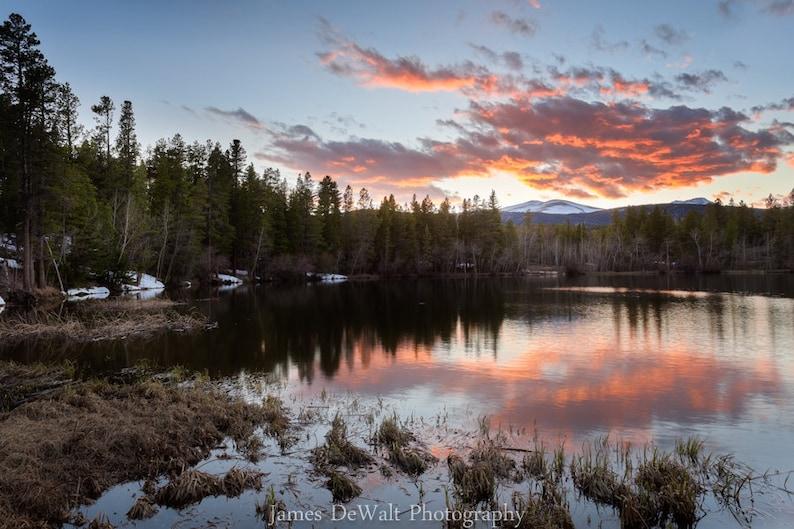 Days End-Fine Art Photography-Landscape Photography-Rocky image 0