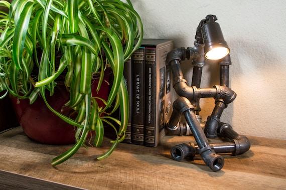 Sitting Robot Lamp