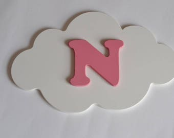 Decoration nuage chambre bebe | Etsy
