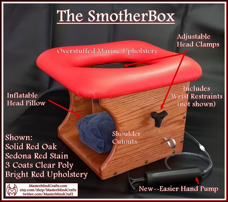 Smotherbox Torture Room