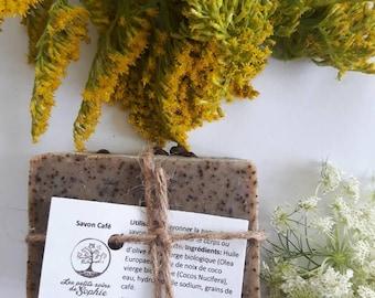 Savon natutel artisanal avec HUILE ESSENTIELLE ou natutel sans odeur