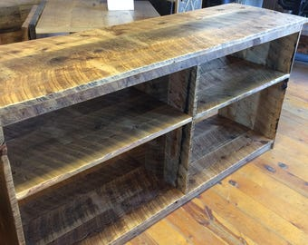 Rustic Kitchen Counter Extension