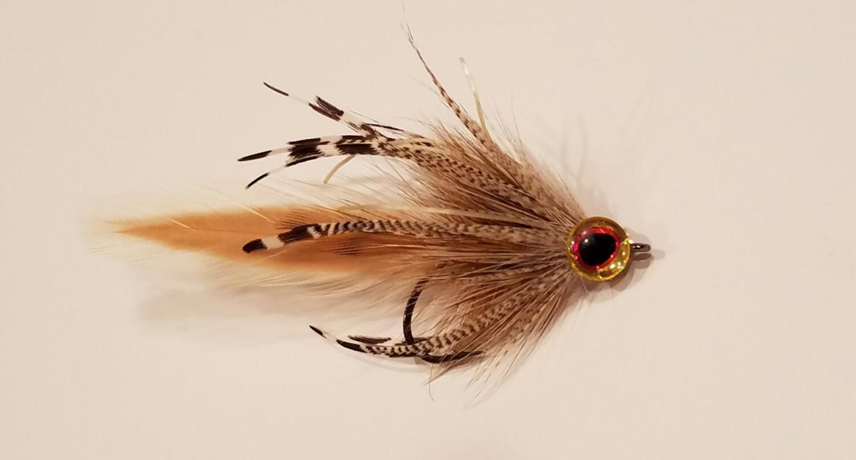 Feder-Streamer Angeln Bass fliegen Forellen fliegen | Etsy