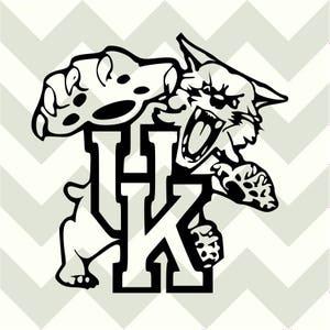 University of Kentucky Logo Tube Top