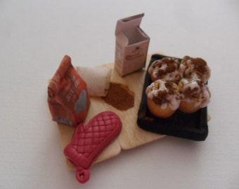 Cinnamon Rolls Magnet
