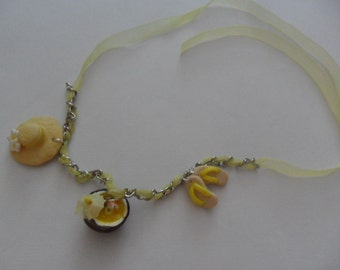 """Summer"" Necklace/bracelet"