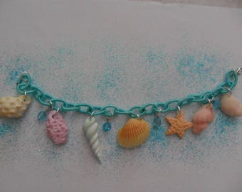 """Bracelet """"at the bottom of the sea..."""""""