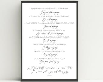 Légend image in do it anyway poem printable