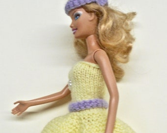 Barbie Skating Dress with Headband and Roller Skates