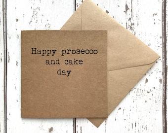Prosecco birthday, best friend birthday card, friend birthday, friend birthday card, best friend card, best friend birthday, uk seller