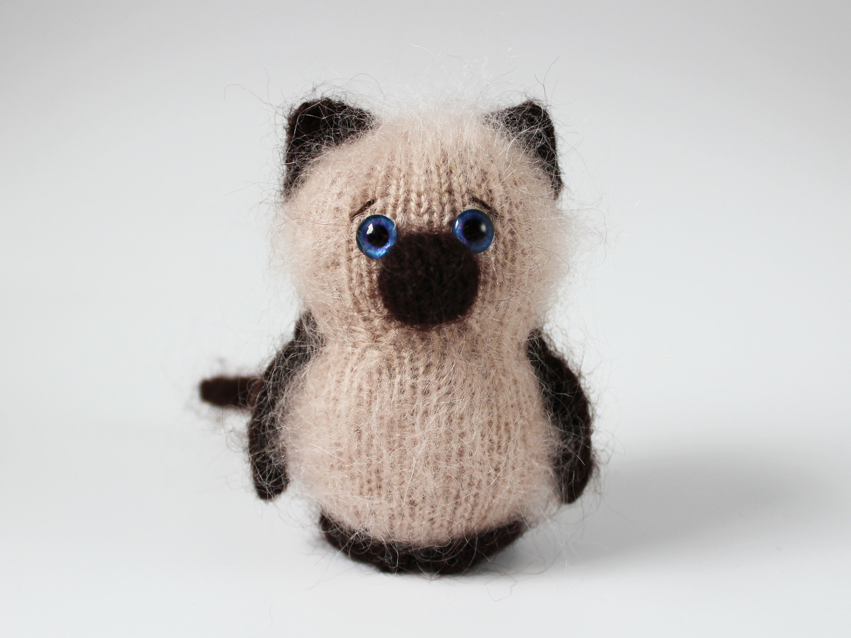 Pattern Bundle Crochet Kitty Cat Amigurumi Kitty Pattern Siamese ... | 2250x3000