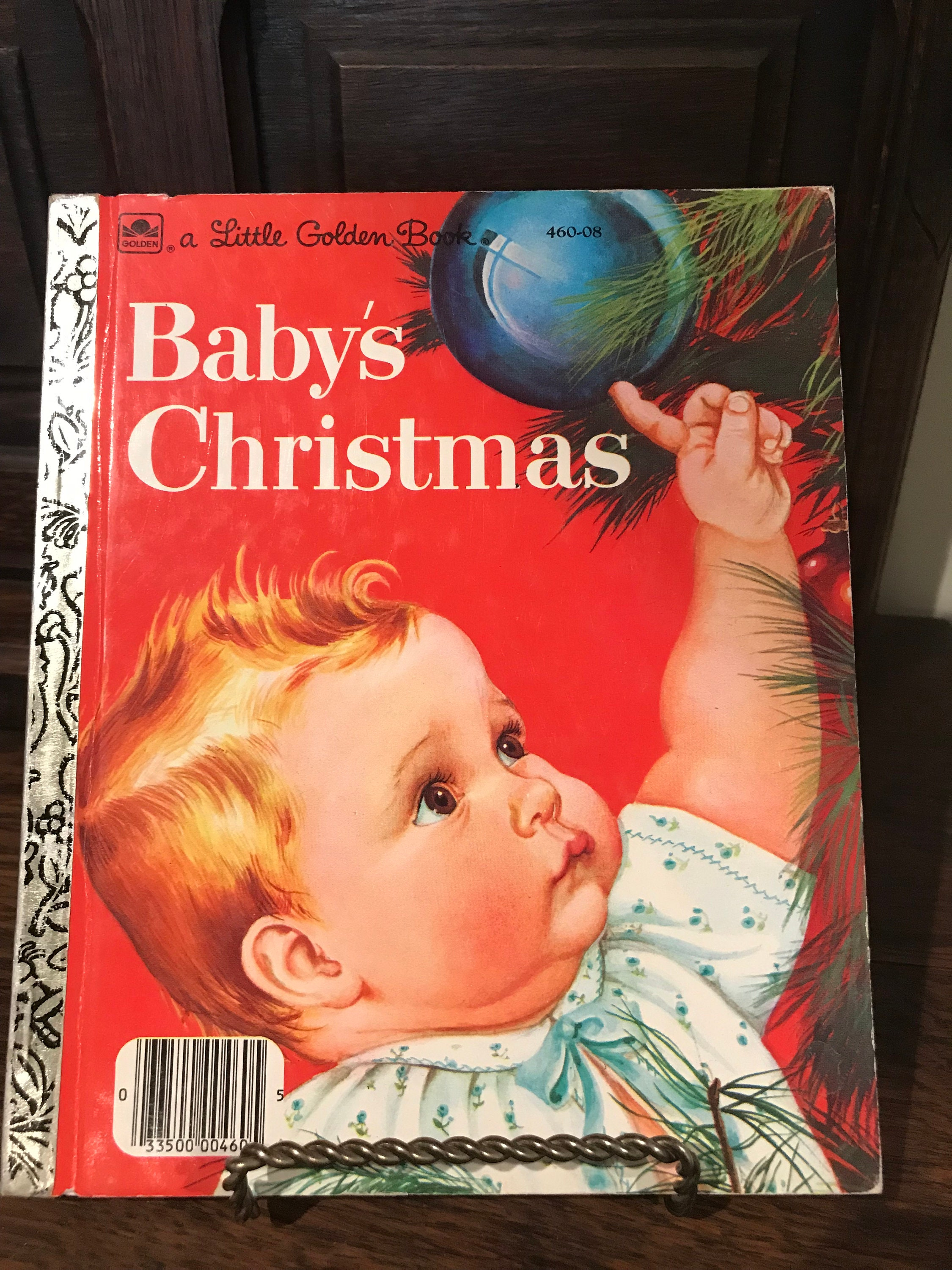 Eloise At Christmastime Vhs.Baby S Christmas A Little Golden Book By Esther Wilkin