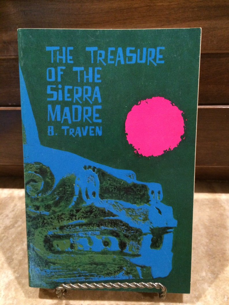 The Treasure Of The Sierra Madre Book