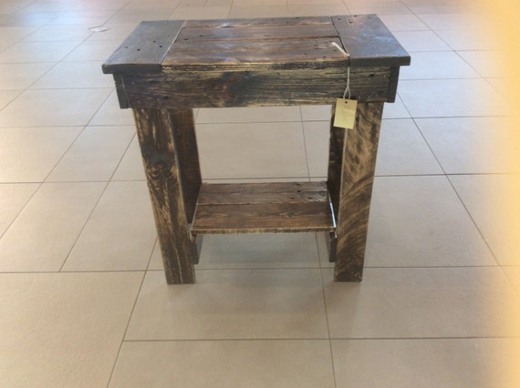 Two level occasional table
